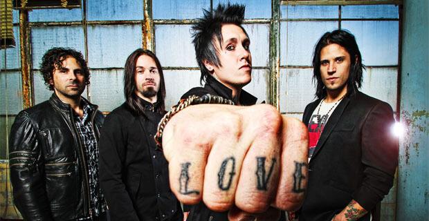 Американская рок-группа Papa Roach в гостях на «Радио Зенит» - Новости радио OnAir.ru