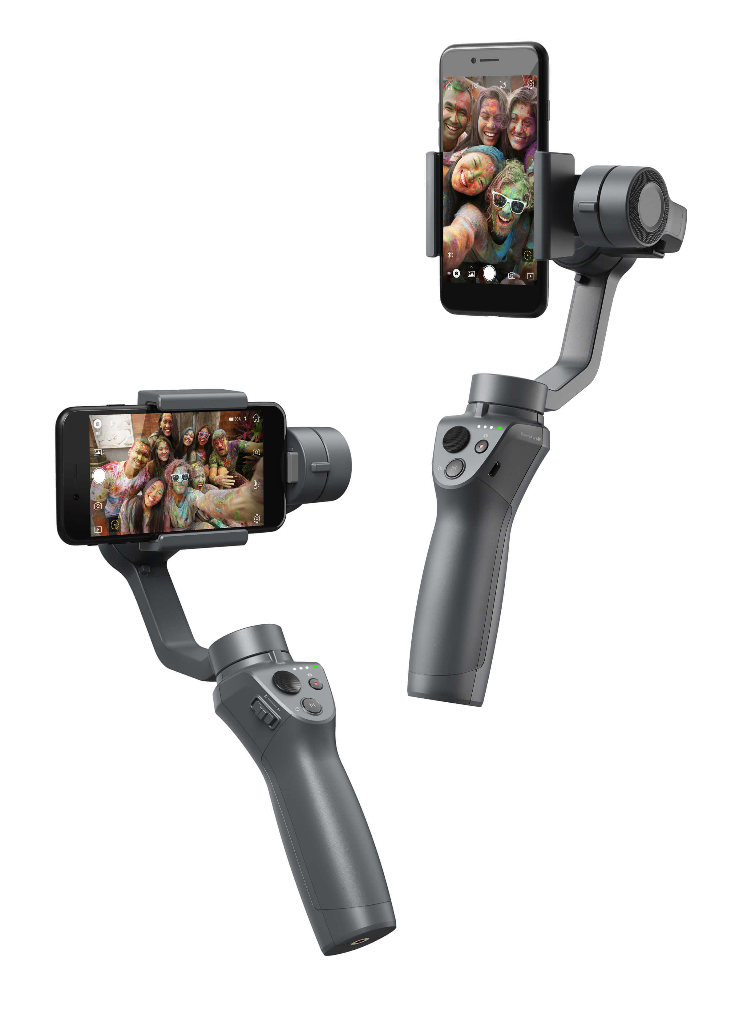 DJI Osmo Mobile 2 - Design