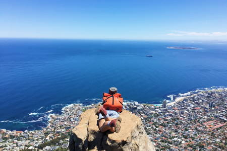 Hike Lions Head Cape Town