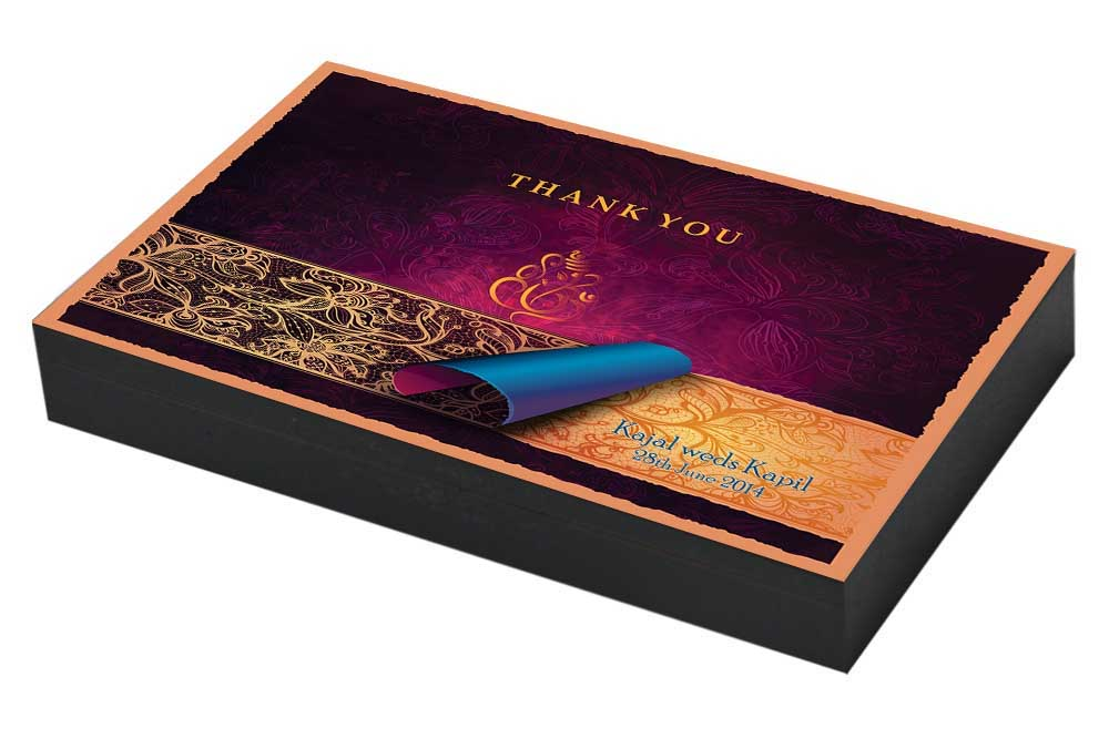Return Wedding Gifts: Beautifully Designed Customized Gift Boxes For Wedding