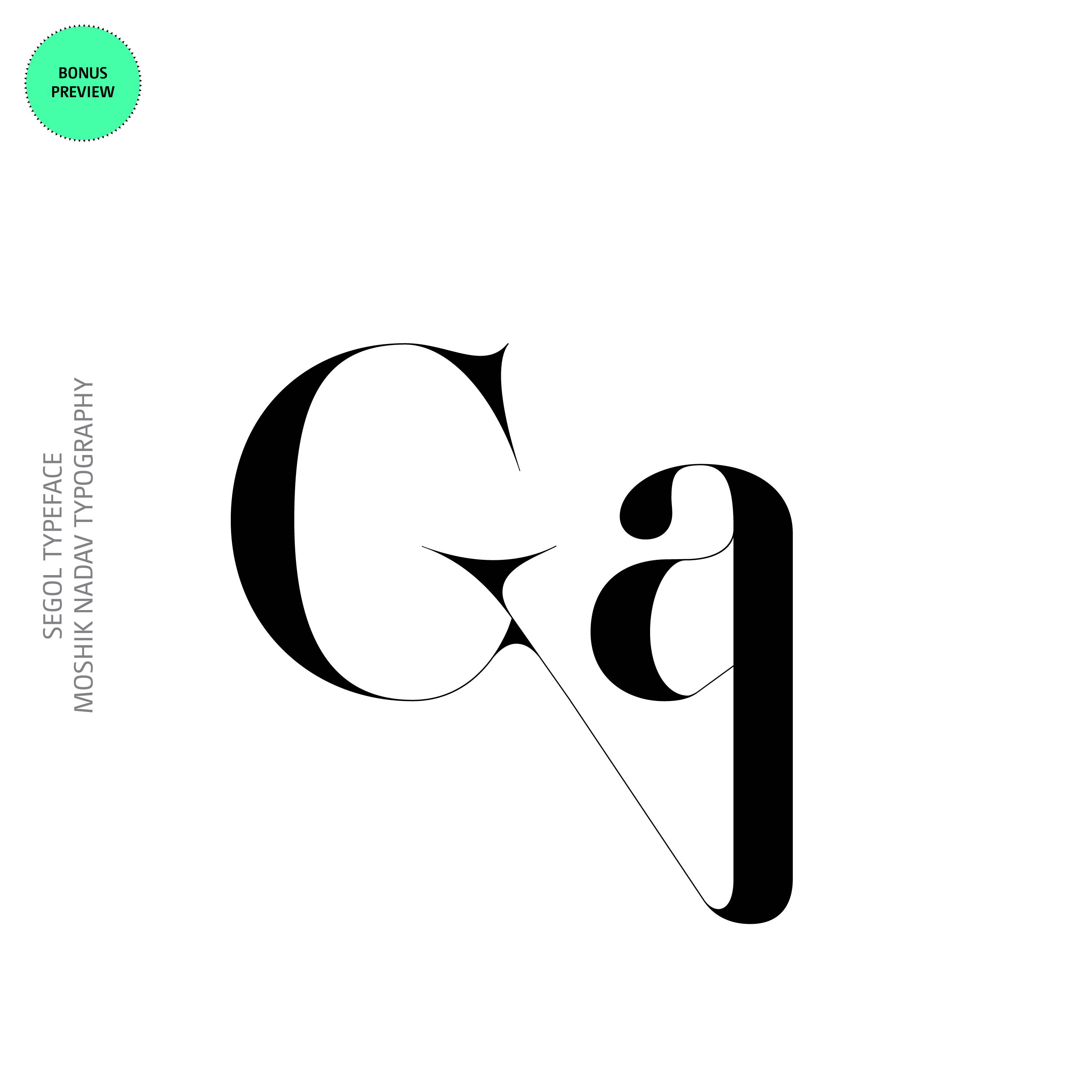 Segol Typeface The Ultimate Font For Fashion Typography and sexy logos