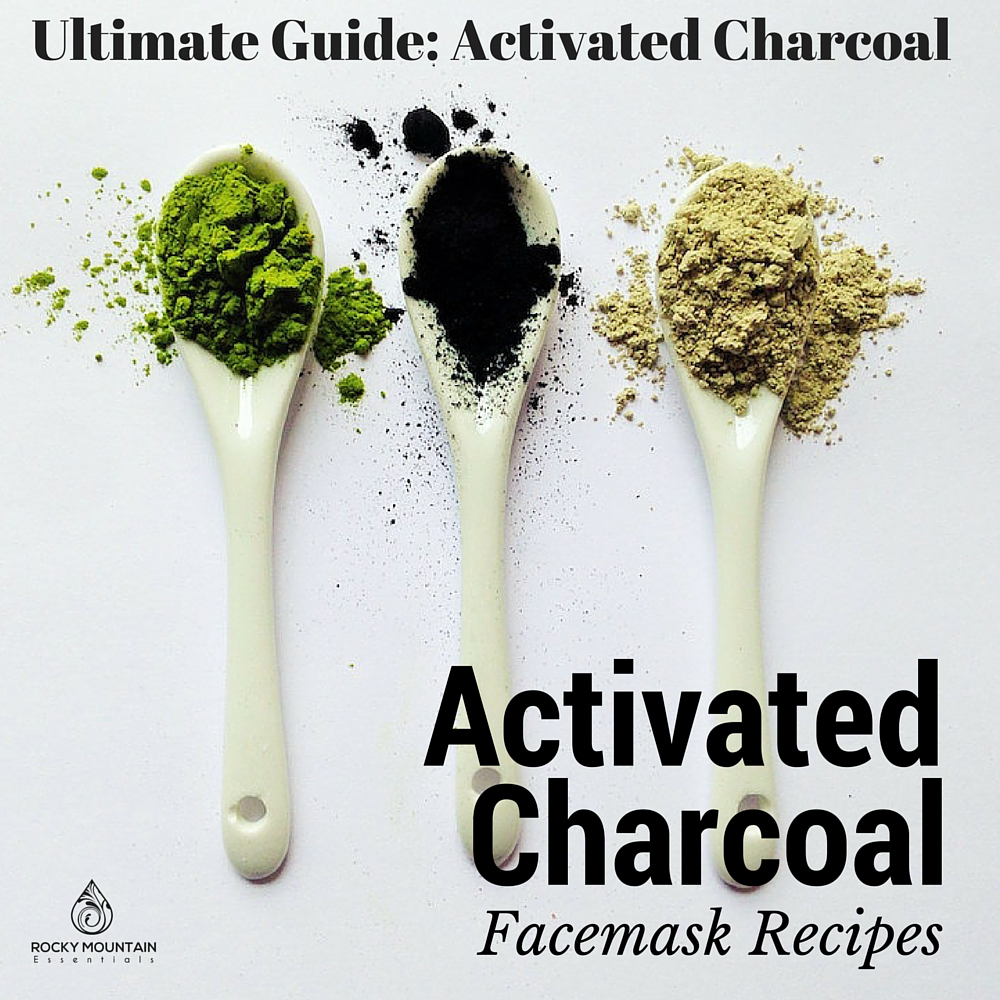 Magical Benefits Of Charcoal For Skin: How To Use Activated Charcoal