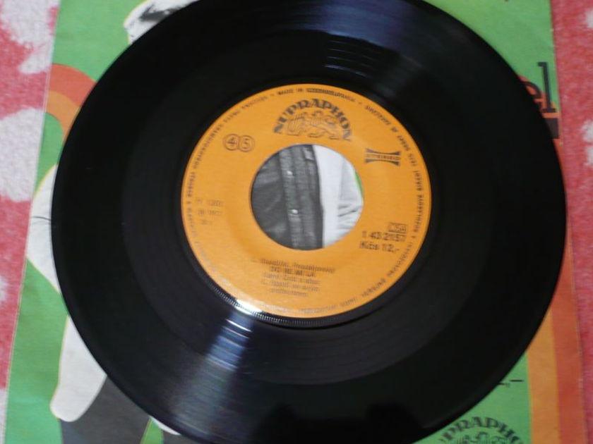 "Karel Gott. - Do Re Mi La // Stop Me. 1977. Supraphon. Czechoslovakia. 7"" Single."