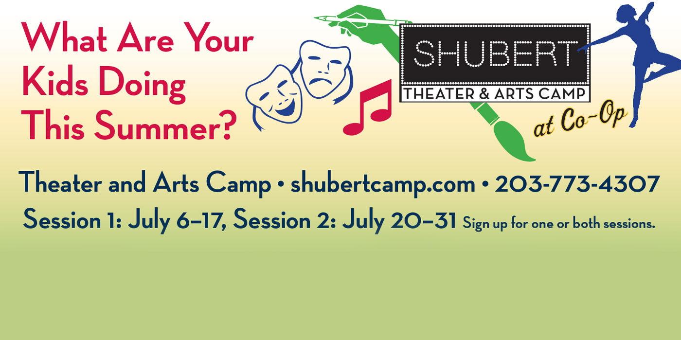 Shubert Summert Theater & Arts Camp