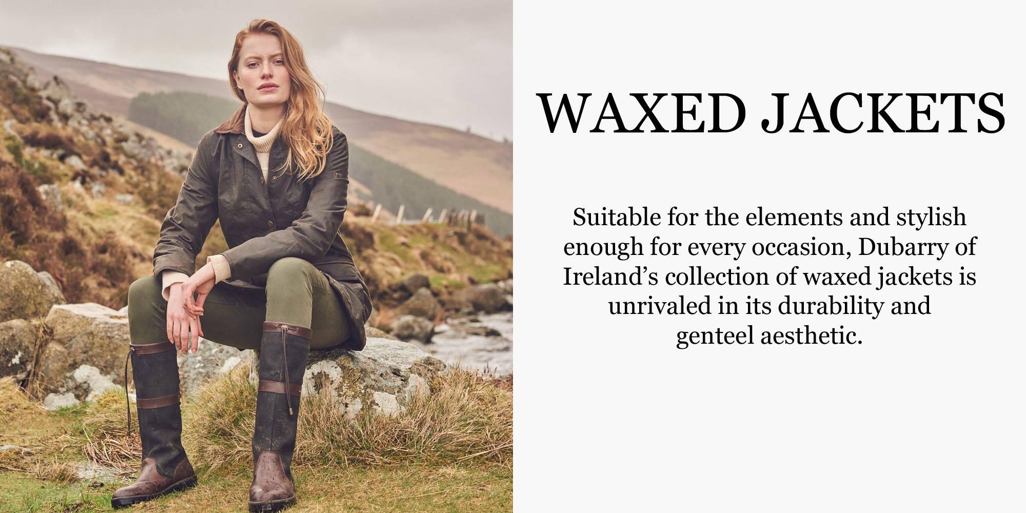 Dubarry Waxed jackets