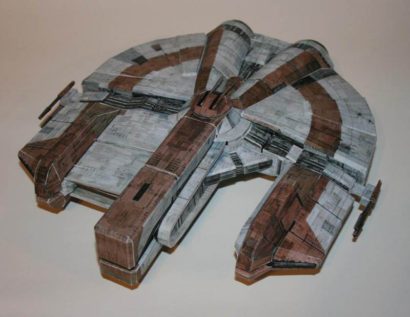 16 Awesome Star Wars Papercraft Models – Creative Closeup