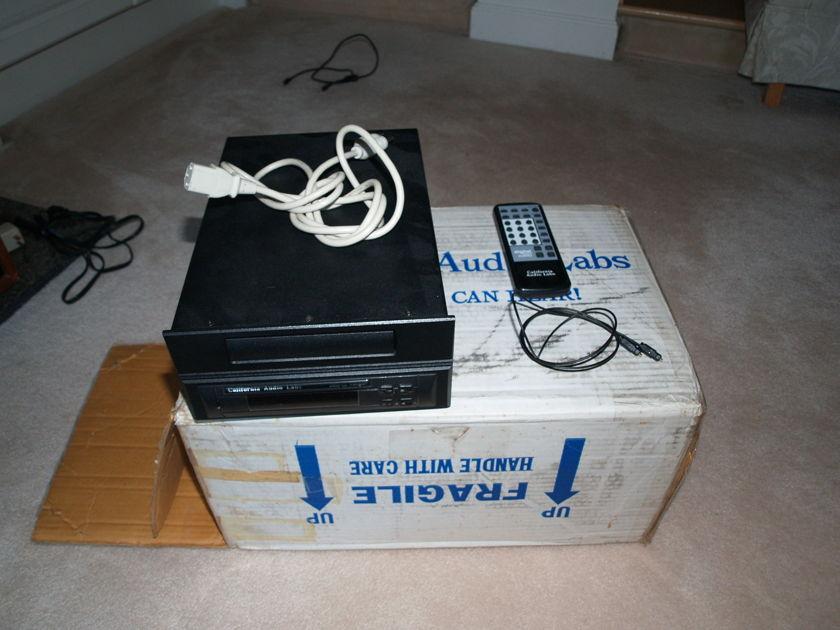 California Audio Labs Delta