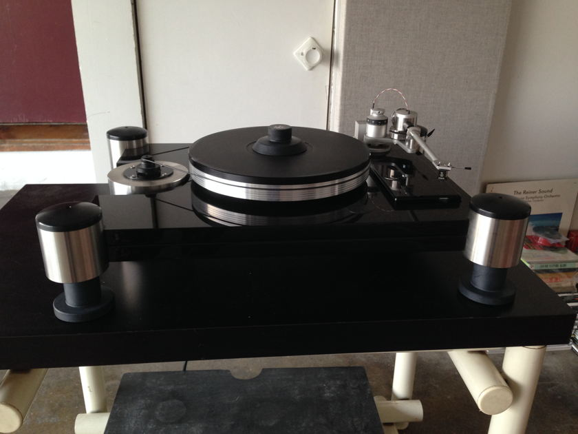 VPI Industries TNT mkIII TURNTABLE