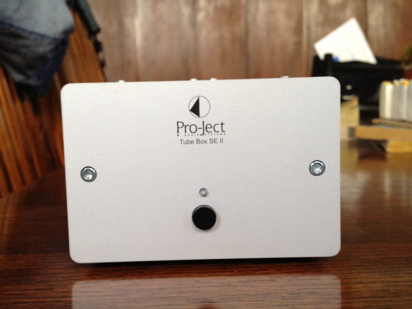 Pro-Ject Tube Box SE II For Sale