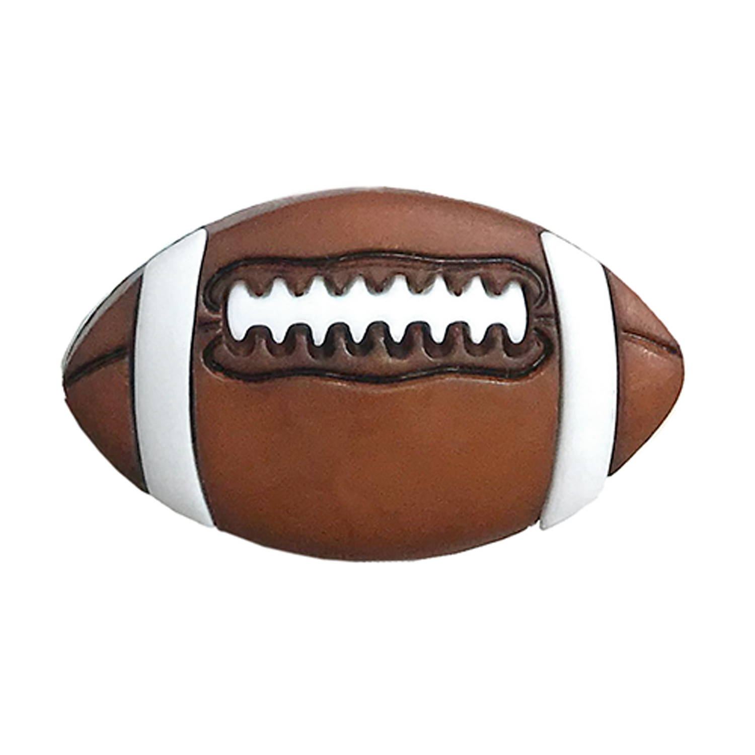 Football Embellishments at The Best Online Button Store