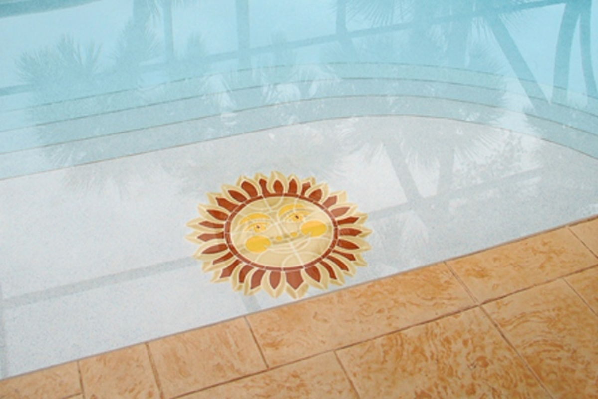 DSUBROOL - Desert Sun Pool Mosaic