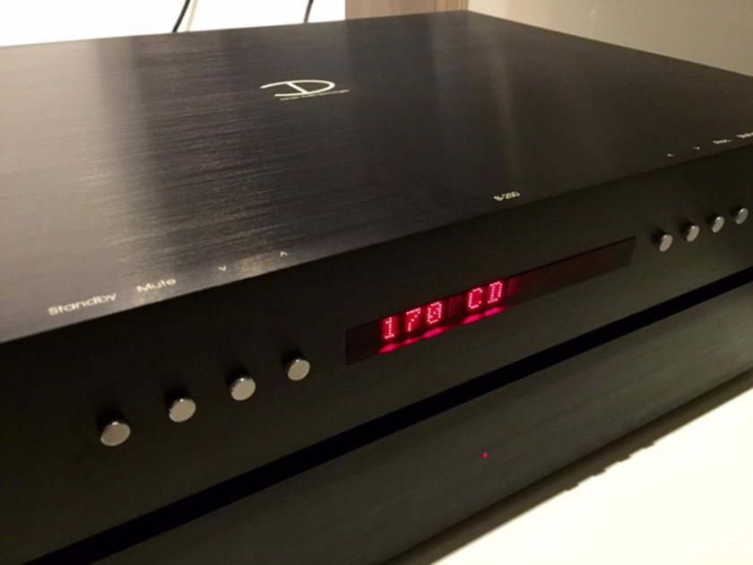 Densen Audio B250 & B300SX Reference preamp power amp