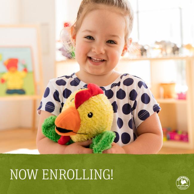 Primrose; Now Enrolling Primrose