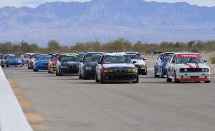 BMWCCA Time Trial by San Diego chapter