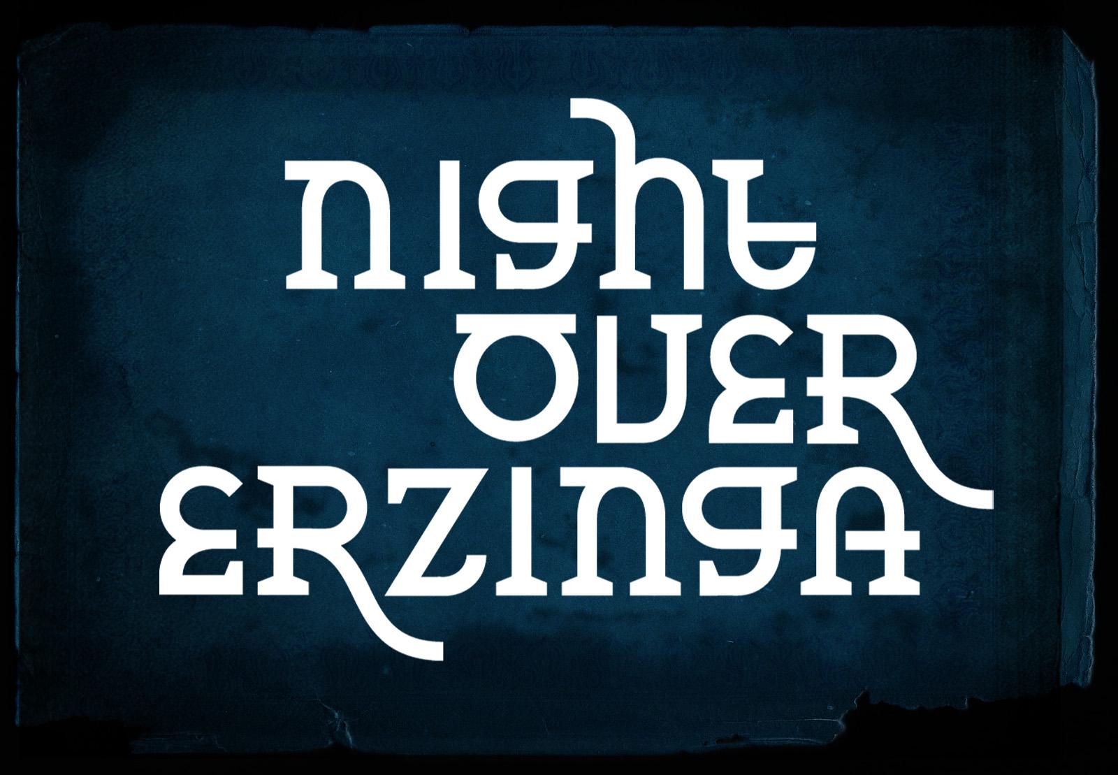 Night Over Erzinga