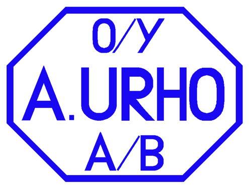Osakeyhtiö A. Urho Aktiebolag, Helsinki