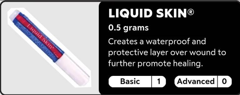 Liquid Skin