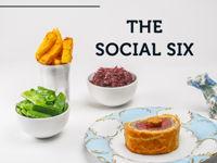 THE SOCIAL SIX image