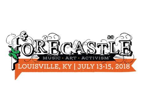 Forecastle Festival Weekend Passes!