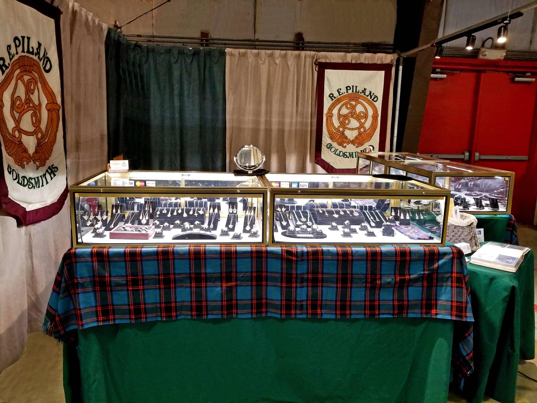 R.E. Piland Goldsmiths Celtic Jewelry Celtic Festival Online