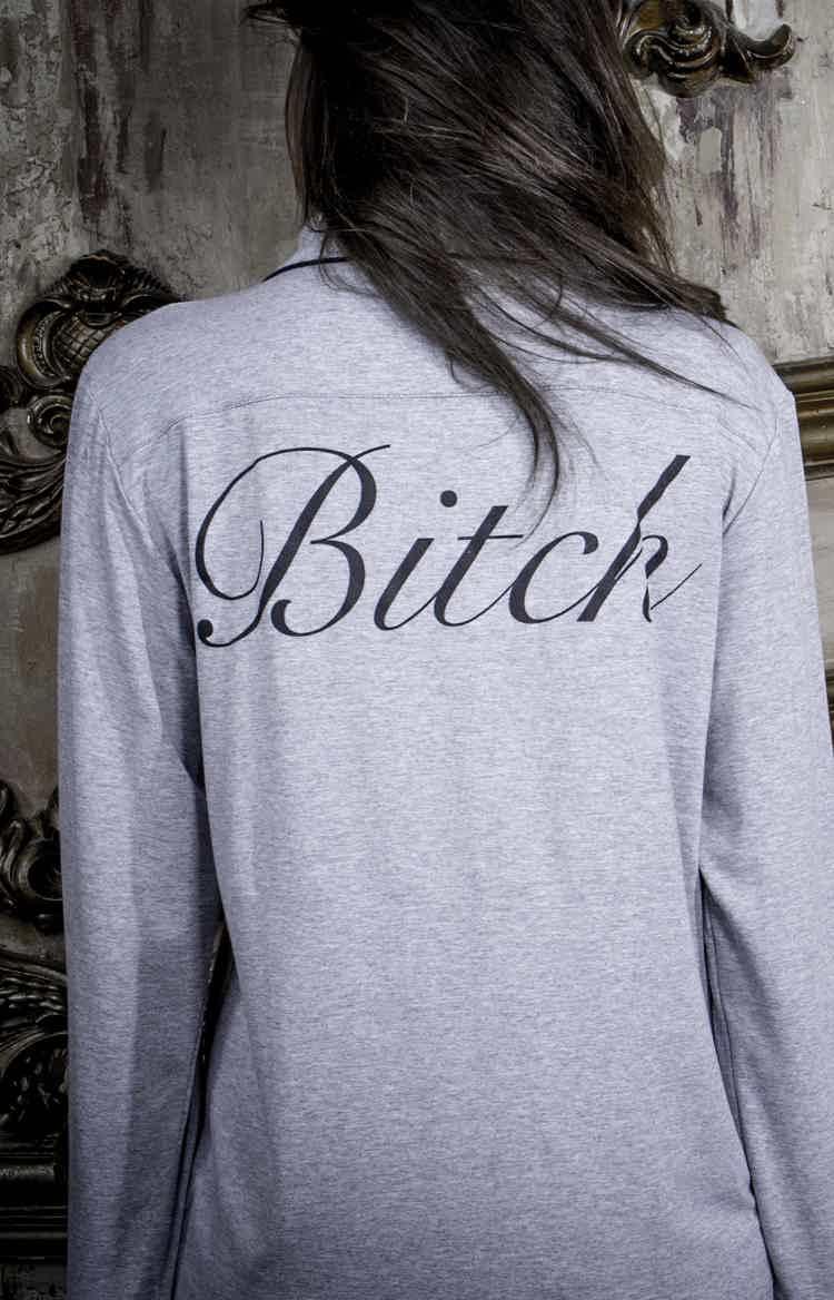 Пижама Gray Bitch