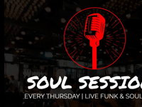 SOUL SESSIONS - LIVE SOUL AND FUNK MUSIC image