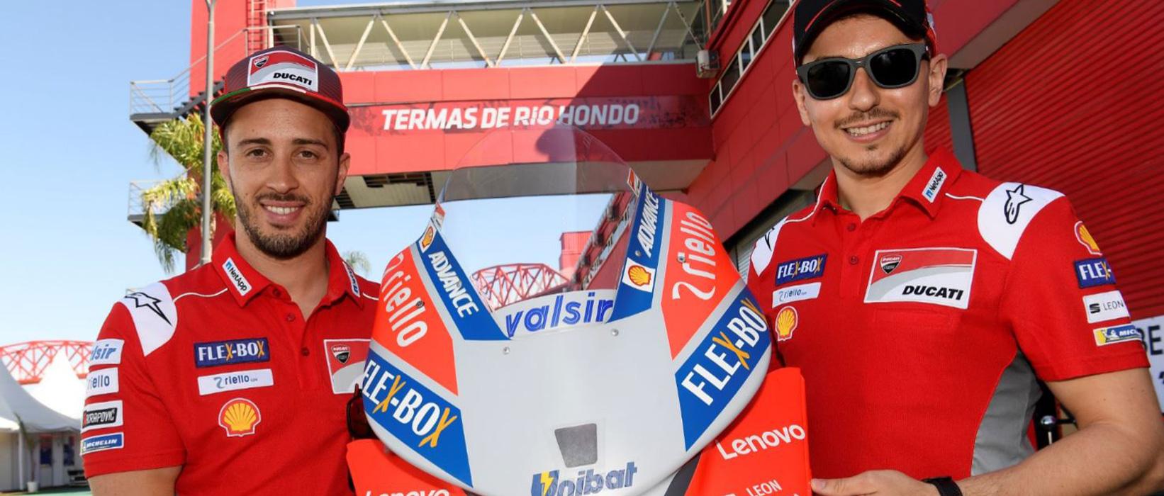 Technológiai együttműködést kötött a Lenovo és a Ducati MotoGP