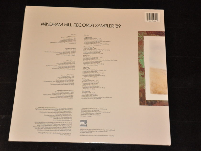 Various - Windham Hill Records Sampler '89