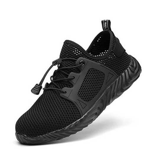 lightweight steel toe sneakers, comfortable steel toe sneakers, lightest composite toe shoes, most comfortable steel toe sneakers