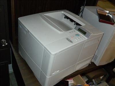 vintage printer