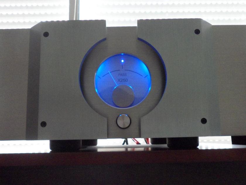 PASS X250 Power Amplifier