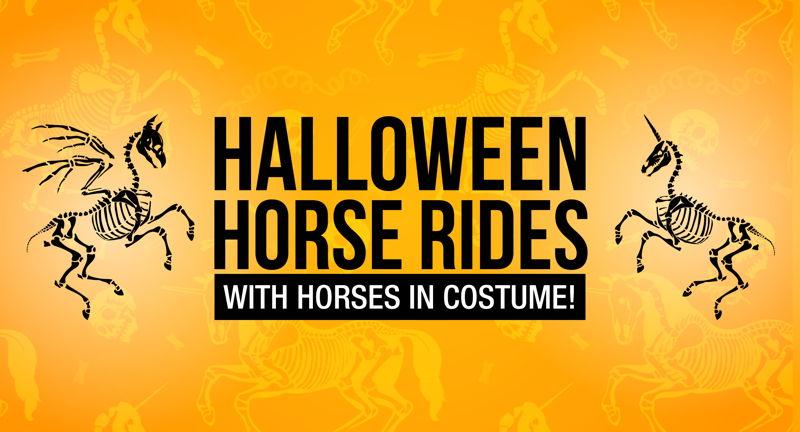 Halloween Horse Rides