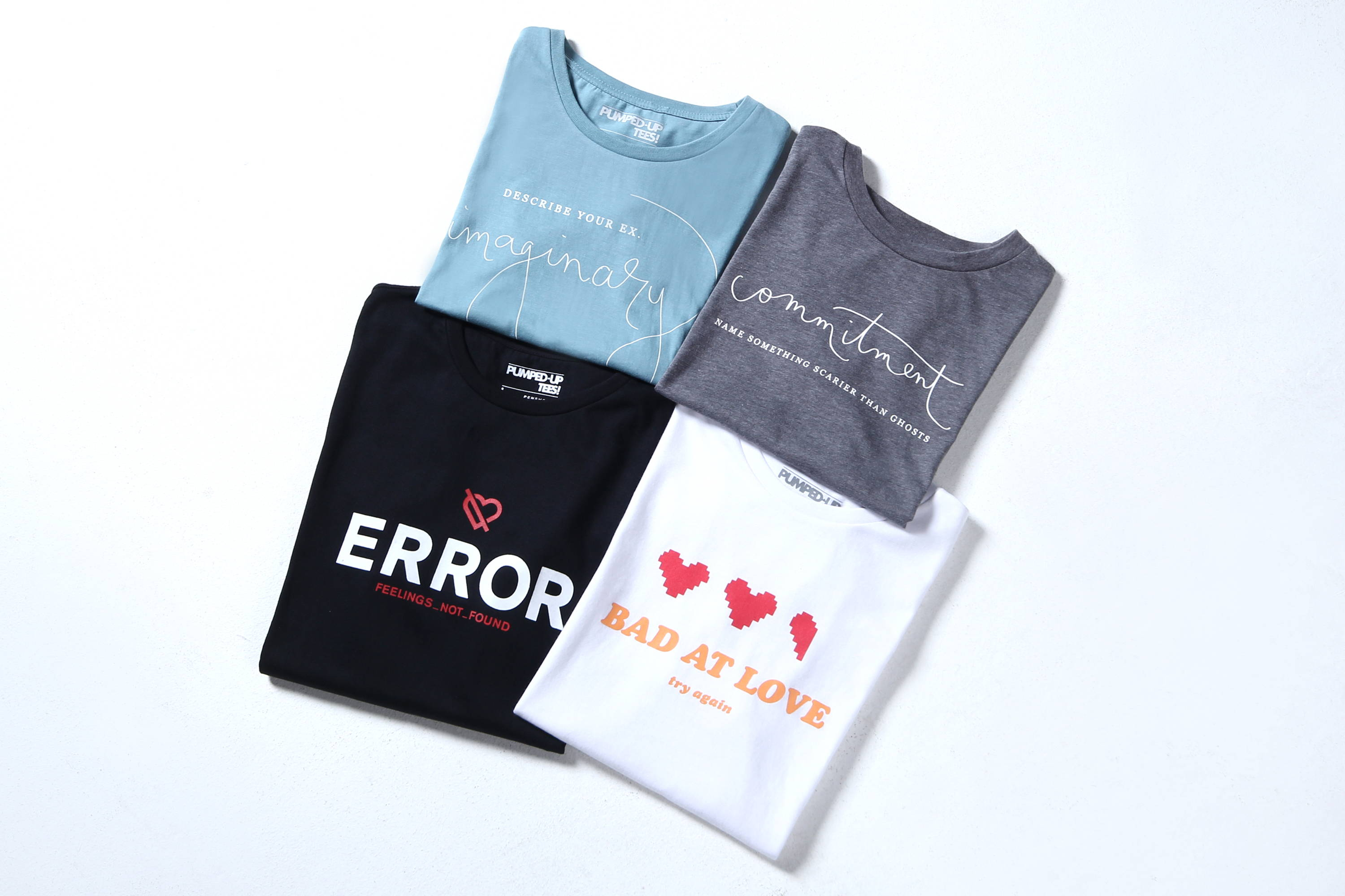 Anti Anything Lovey Dovey Let These Tees Spell It Out For You