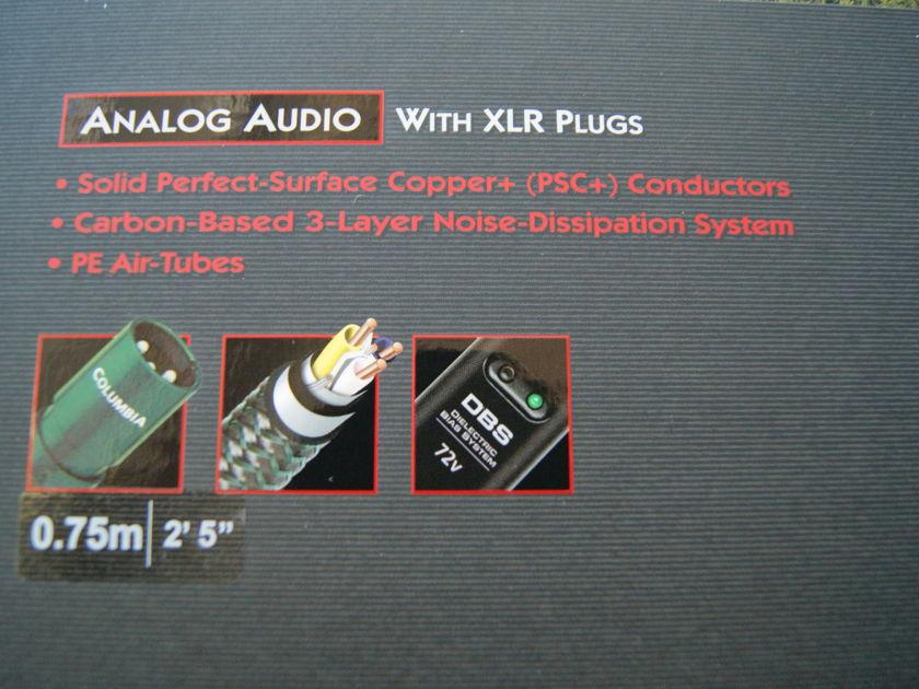 Audioquest  Columbia XLR 0.75m