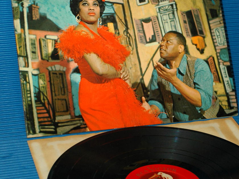 "GERSHWIN / Price / Warfield  - ""Great Scenes From Gershwin's Porgy & Bess"" -  RCA 'Shaded Dog' 1963"