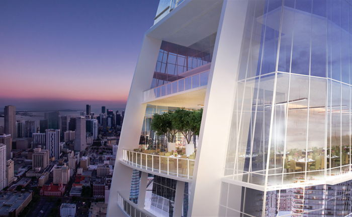 featured image of OKAN Tower Miami