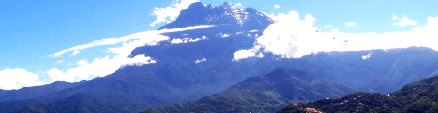 Национальный парк Кинабалу, рафлезия и горячие источники