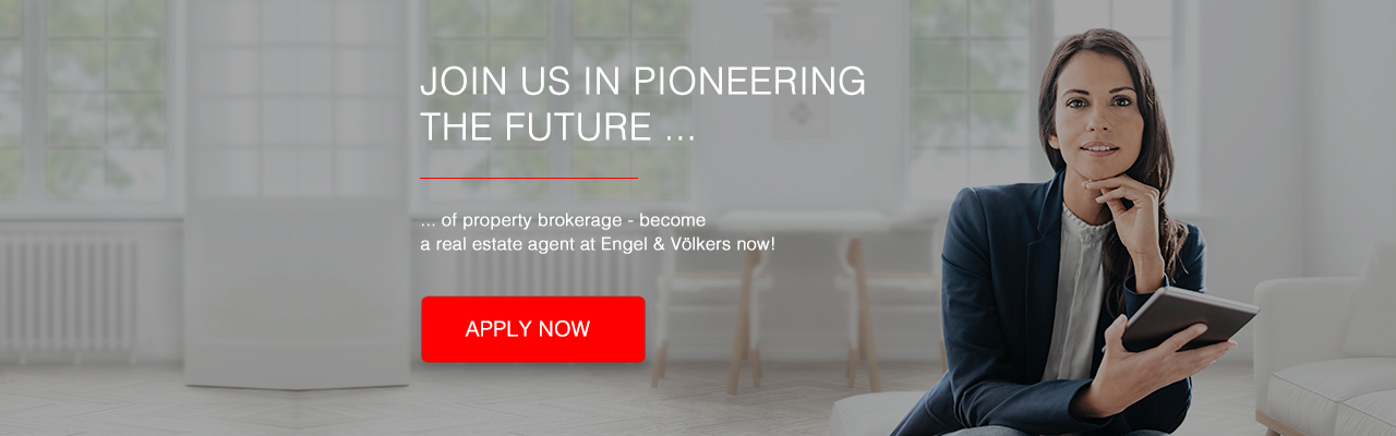 Hamburg - Become a Real Estate Agent at Engel & Völkers Germany