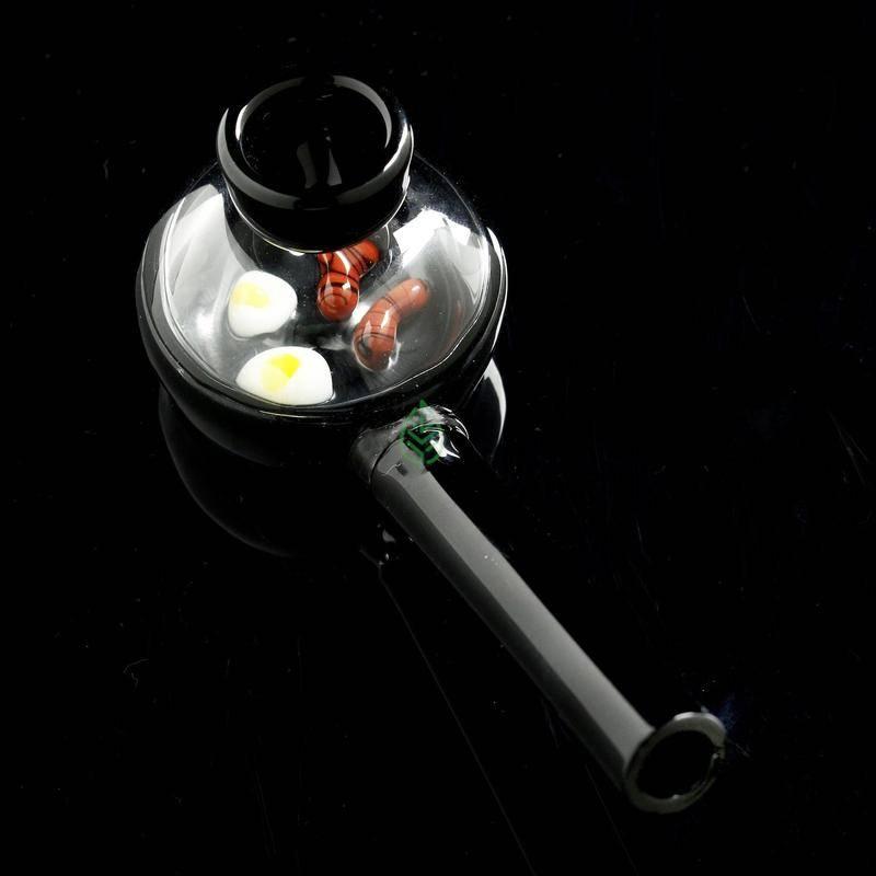 Wake & Bake Glass Pipe