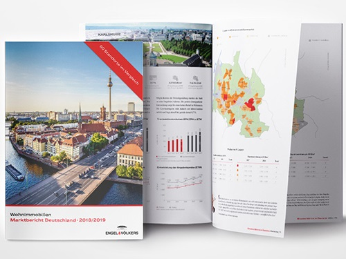 Residential Real Estate Market Report for the City of Düsseldorf