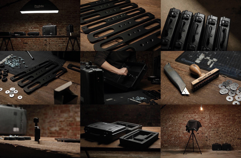 iworkcase workshop production details of assembly