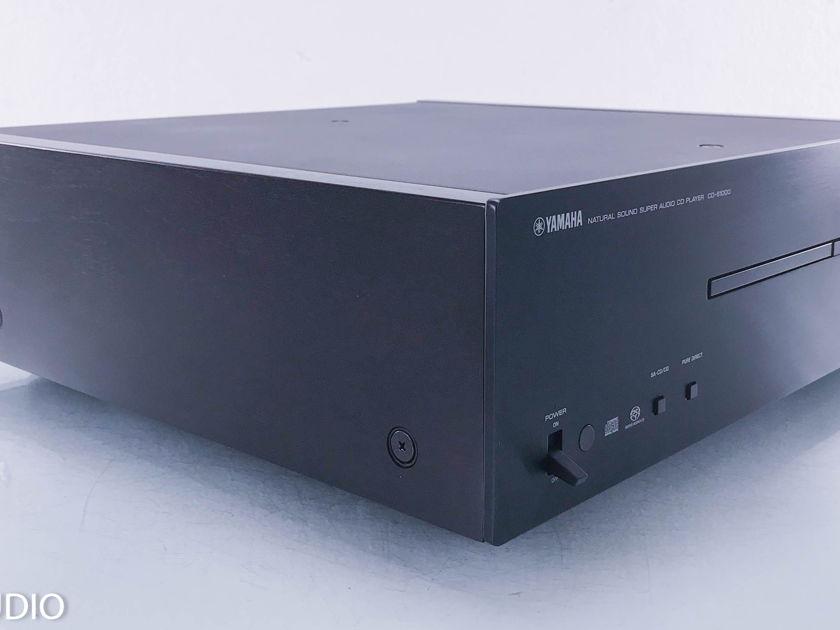 yamaha cd s1000 cd sacd player 11816 cd sacd players. Black Bedroom Furniture Sets. Home Design Ideas