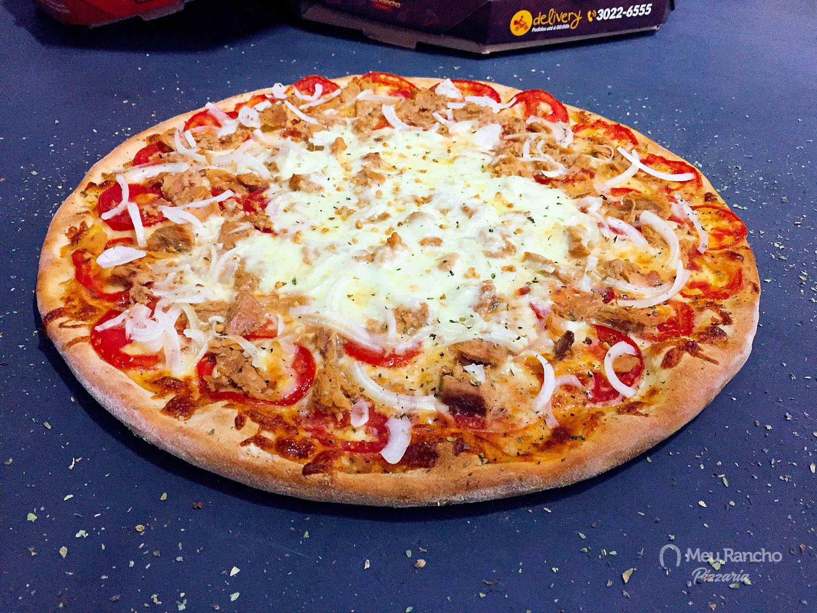 Pizza Atum Meu Rancho