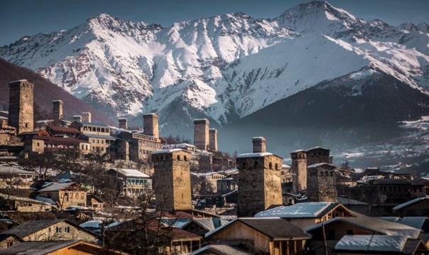 Пятидневный тур в Сванети