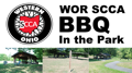 WOR SCCA BBQ at the Park