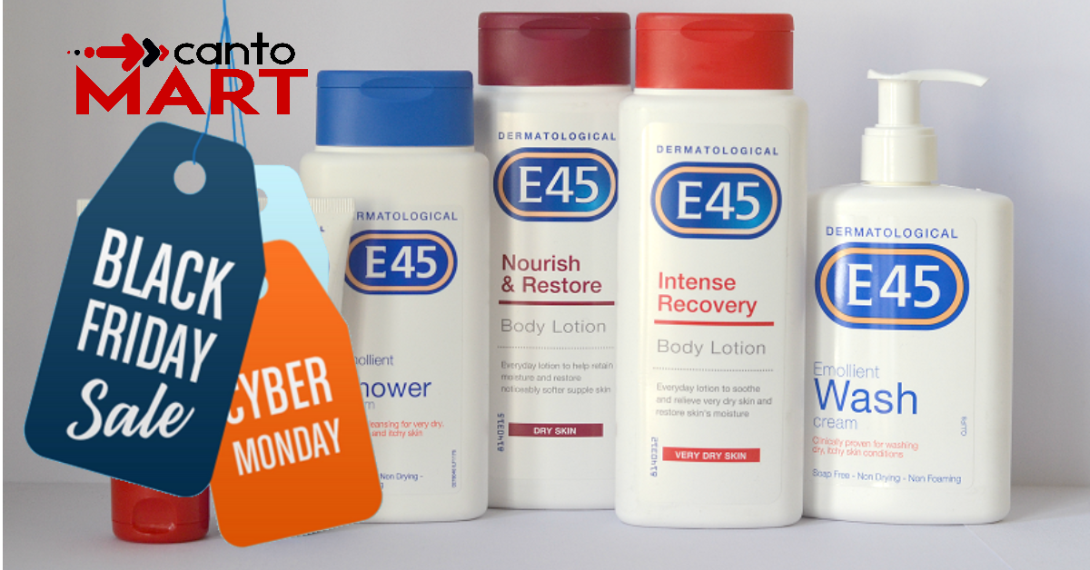 E45 Black Friday Cyber Monday
