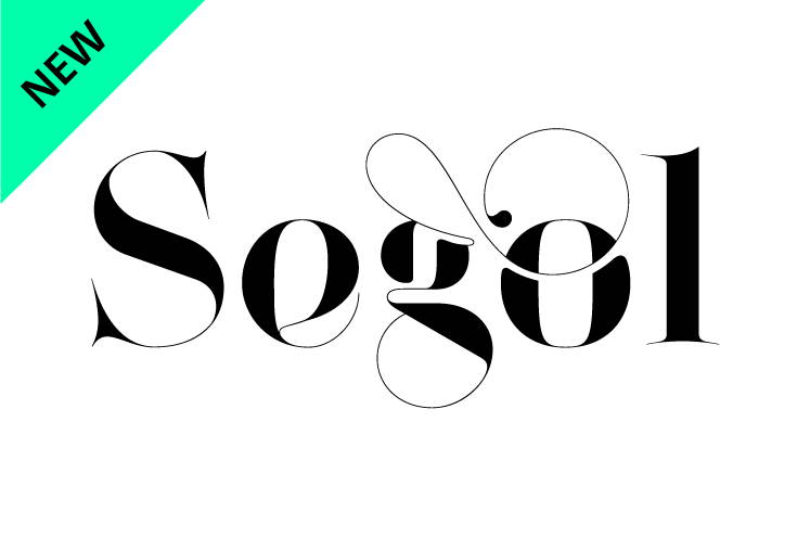 LINGERIE XO - SUPER SEXY FONT FOR FASHION MAGAZINES AND BRANDS BY MOSHIK NADAV TYPOGRAPHY