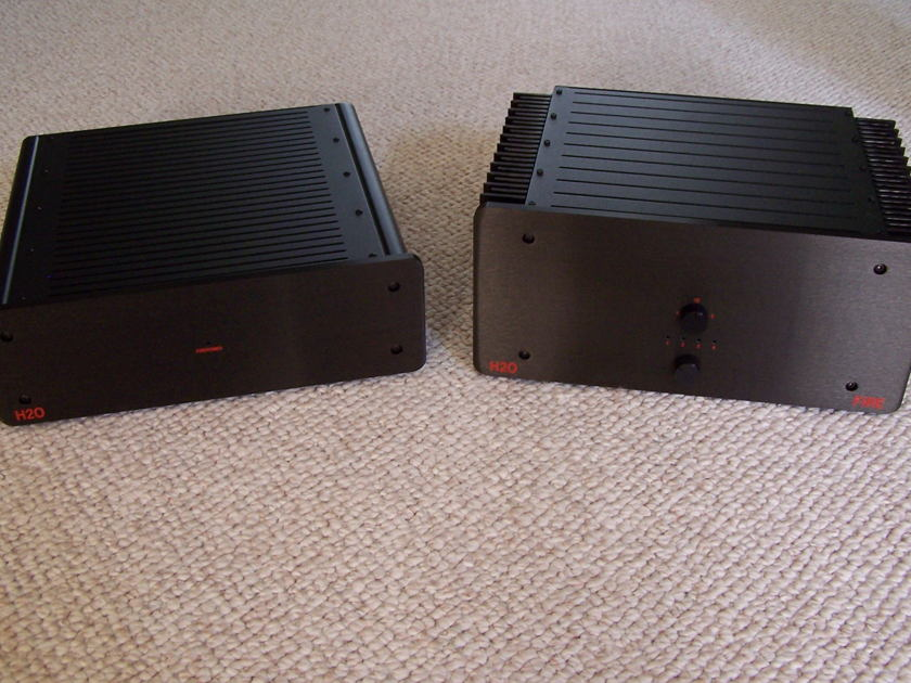 H2O AUDIO FIRE Preamplifier