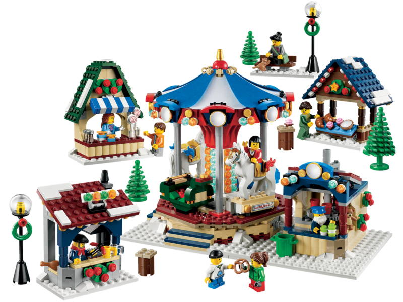 LEGO Winter Village Market 10235
