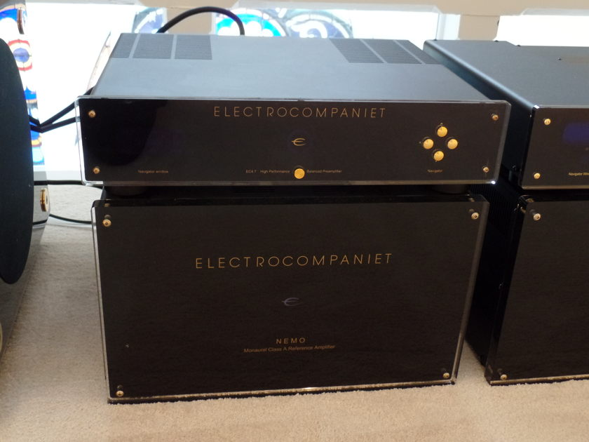 Electrocompaniet EC 4.7 SE